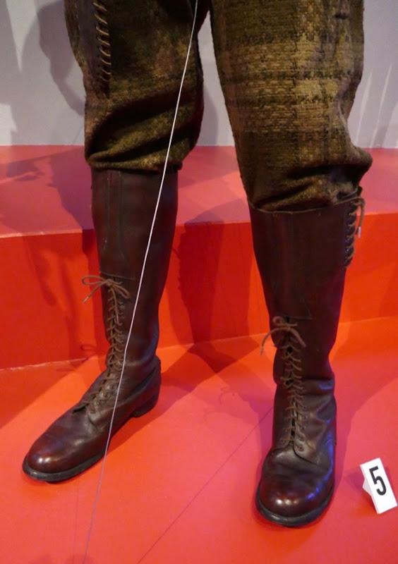Ballad Buster Scruggs Prospector boots