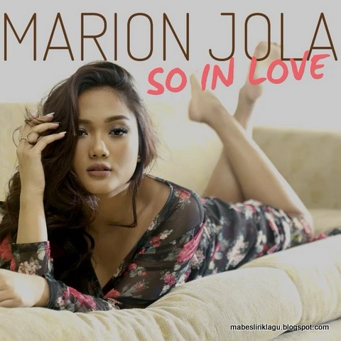 Marion Jola - So In Love Lirik