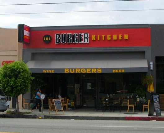 The Burger Kitchen