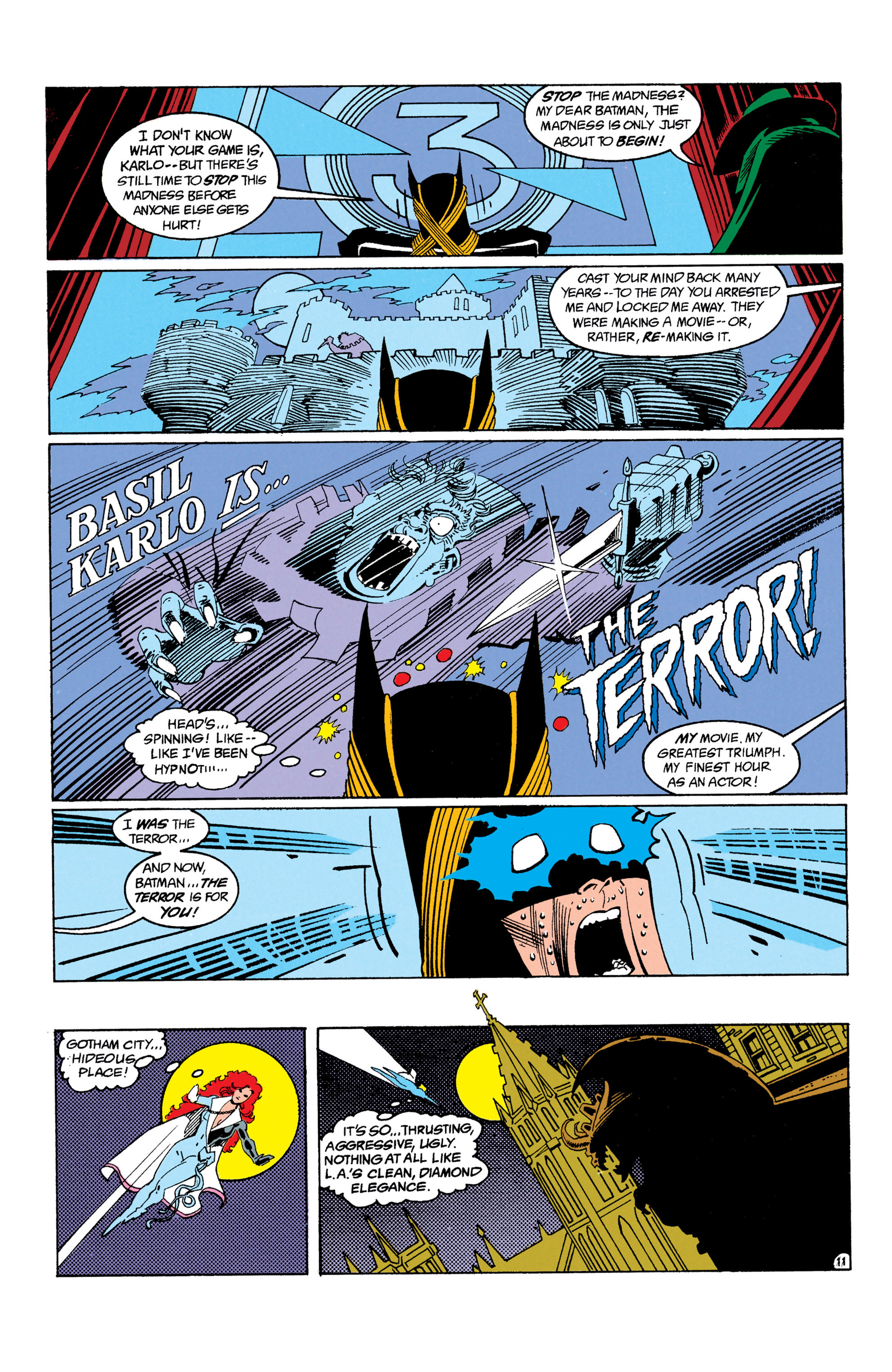Detective Comics (1937) 606 Page 11