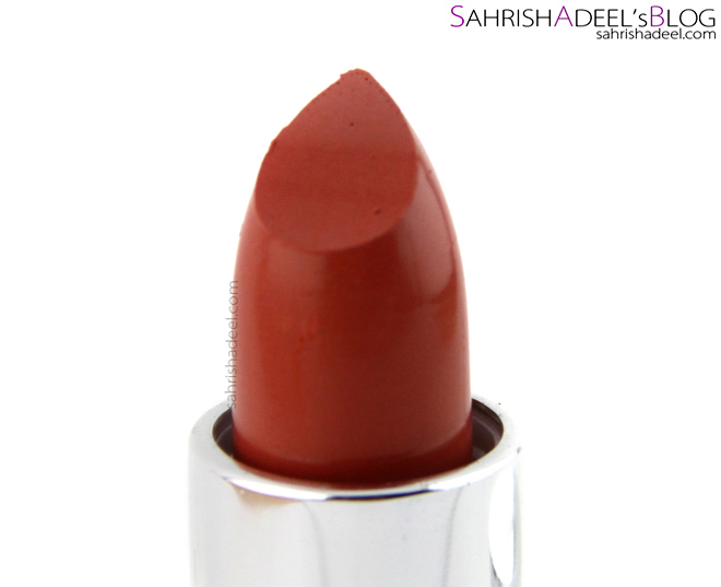 Super Moisturizing Lipstick by Luscious Cosmetics - Review & Swatch