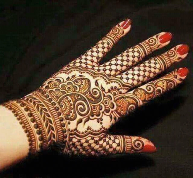 Bridal Mehndi Designs | Mehndi Ki Design | Dilwale Dulhania