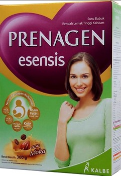 minum susu prenagen esensis bisa cepat hamil
