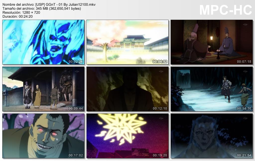 Garo: Guren no Tsuki 23/23 [Sub Español] [HD] [MEGA – USERSCLOUD]
