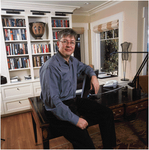 Anders Hejlsberg, creador de lenguaje C#