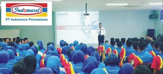 Lowngan Kerja Terbaru PT Indomarco Prismatama (Indomaret Group) Lulusan SMA, SMK, D3, S1, Dengan Posisi Management Development Program, Supervisor Trainee Research And Development, Cashier, Driver, Sales Promotion Girl, Etc, Seluruh Indonesia