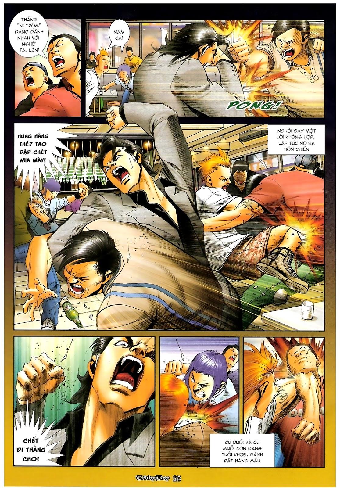 Người Trong Giang Hồ - Chapter 1210: Giải tán - Pic 24