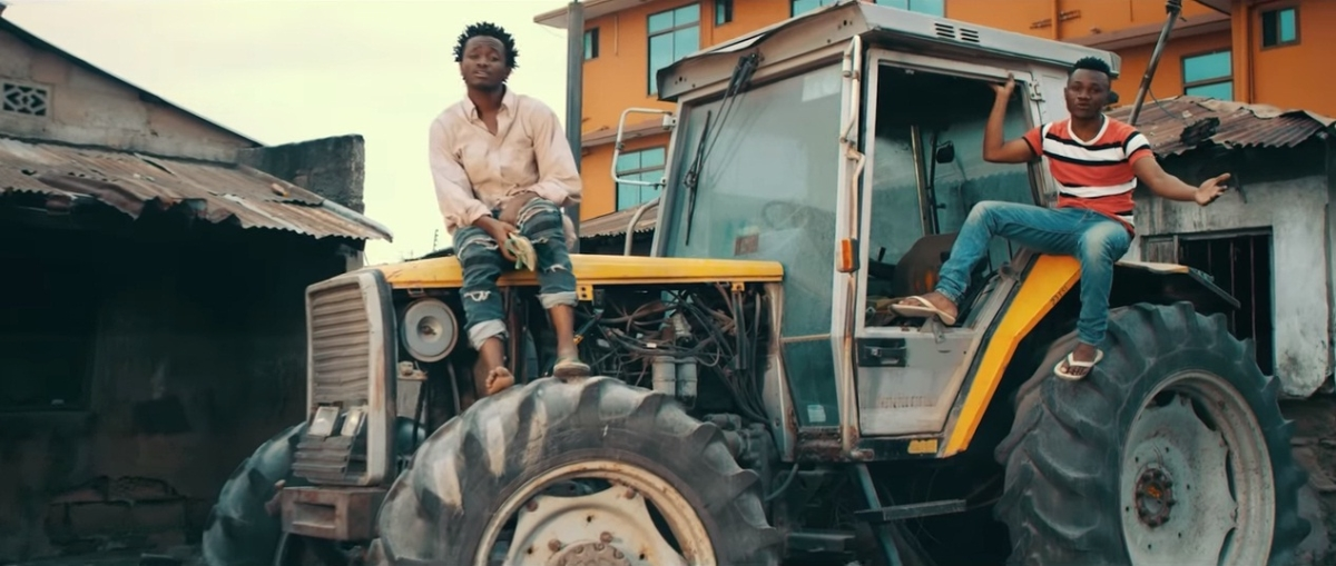 Video Bahati Ft Mbosso Futa Official Video New Music Video