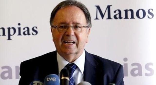 La Policía detiene al líder de Manos Limpias acusado de extorsión