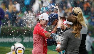 GOLF - Carlota Ciganda se convierte en la cuarta española que se apunta una victoria en el LPGA Tour