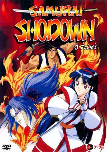 Samurai Spirits: Haten Gouma no Shou Legendado
