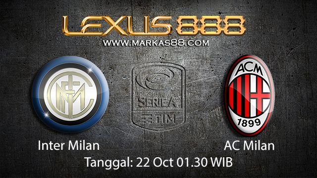 Prediksi Bola Jitu Inter Milan vs AC Milan 22 October 2018 ( Italian Serie A )