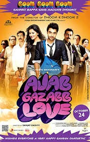 Ajab Gazabb Love full movie of bollywood from new hindi movies torrent free download online without registration for mobile mp4 3gp hd torrent 2012.