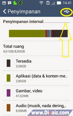 Android tidak terdeteksi PC 3 - www.divaizz.com