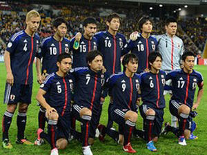 日本対オーストラリア