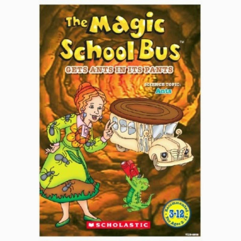 Magic School Bus For Lunch From The Magic School Bus