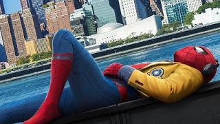 spiderman homecoming: el aracnido rescata un ferry en una nueva imagen