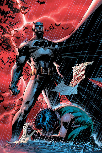 jim lee batman dc comics