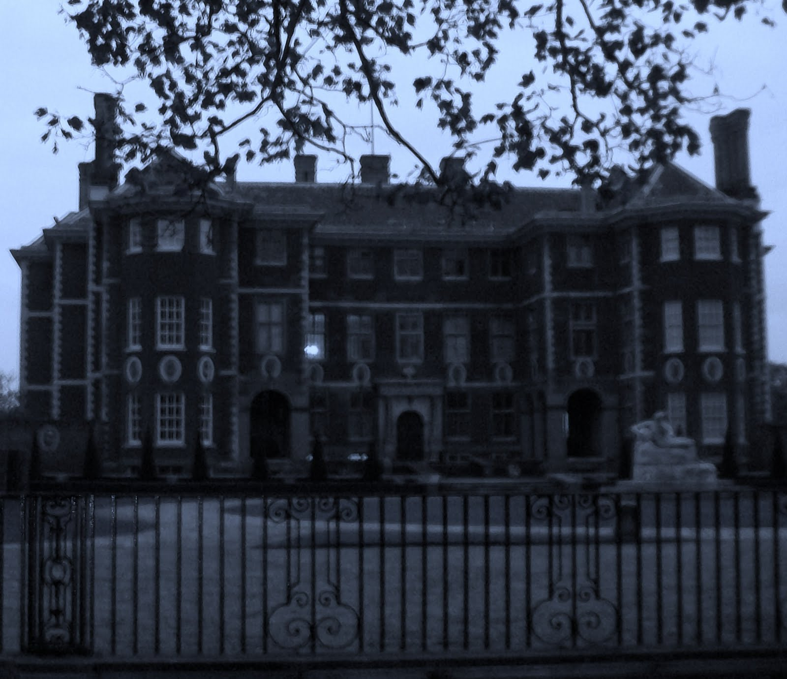 Haunted House York University: All About London: Ham House Haunted Stories London