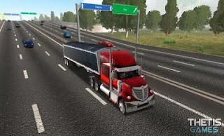 Download Truck Simulator Europe 2 Mod Apk Terbaru