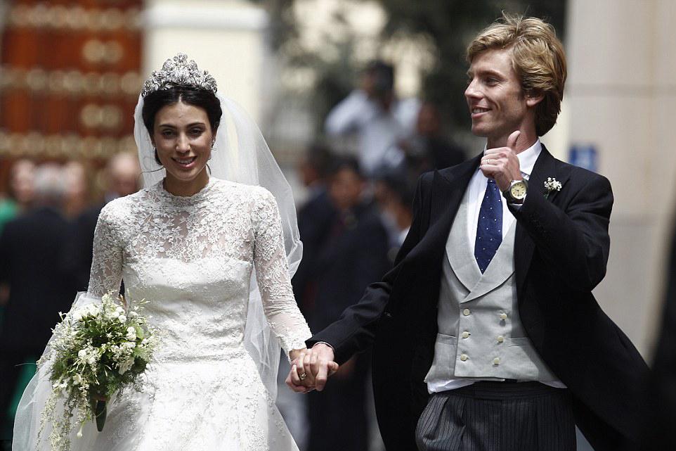 Royal Family Around The World Wedding Of Prince Christian