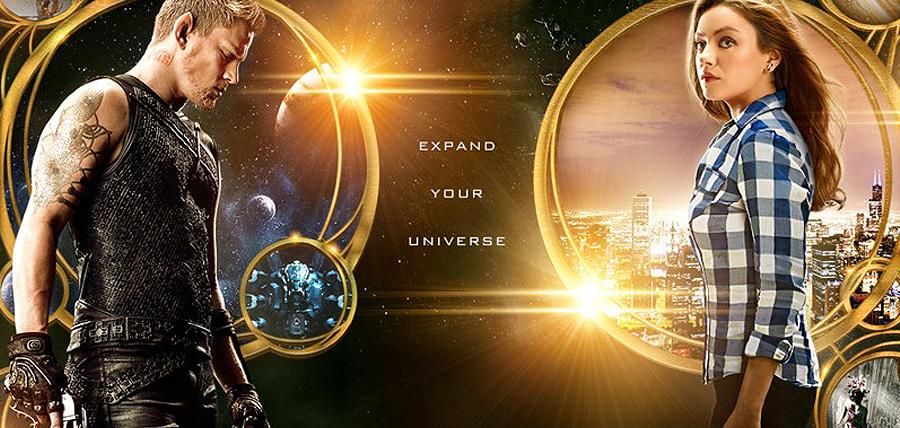 Epopeea scifi Jupiter Ascending, cu Mila Kunis și Channing Tatum