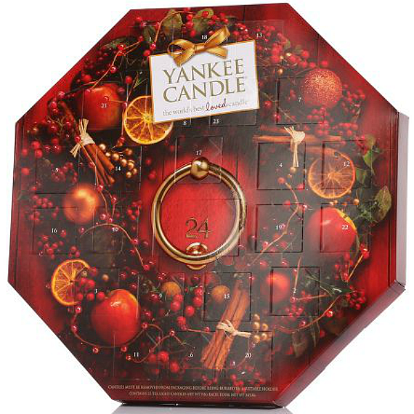 Yankee Candle Adventskalender Wand