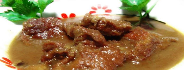 Terik daging merupakan olahan yang berasal dari provinsi Jawa Tengah Resep Membuat Terik Daging Khas Jawa Tengah Super Enak