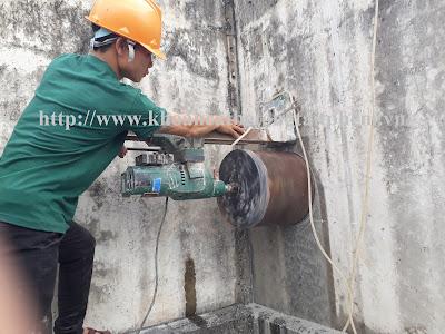 Khoan cắt bê tông tại Tiền Giang