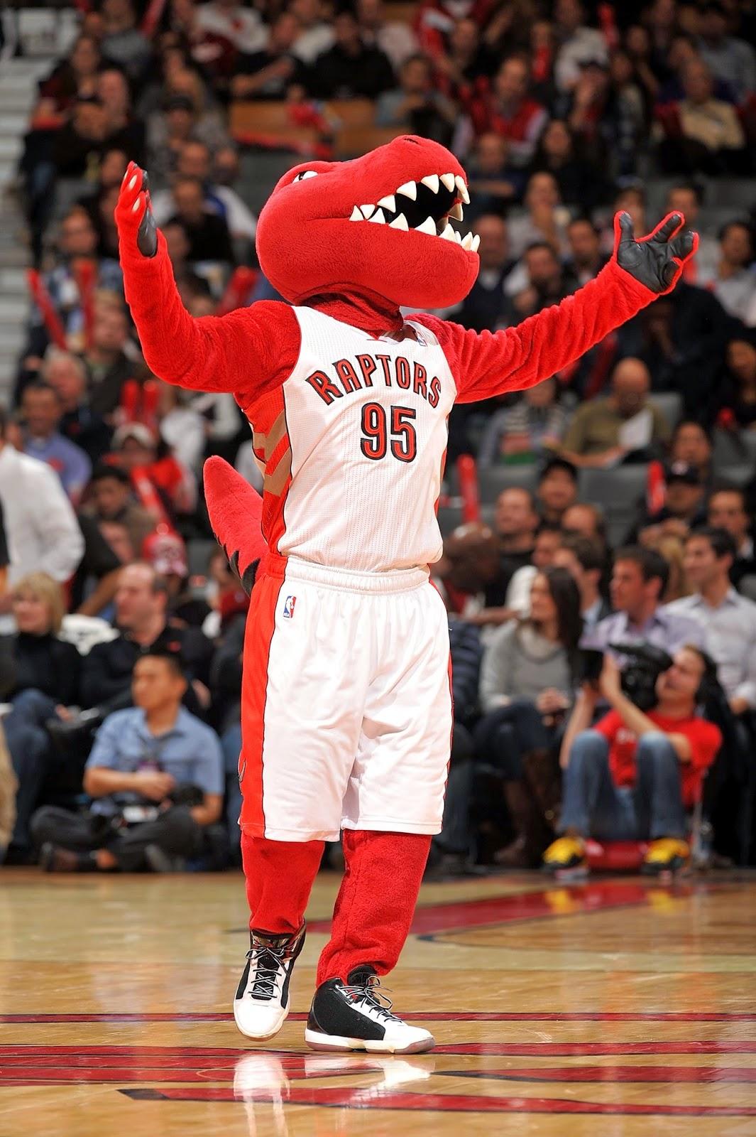 LUKE_MELLOW HQ: NBA Mascots