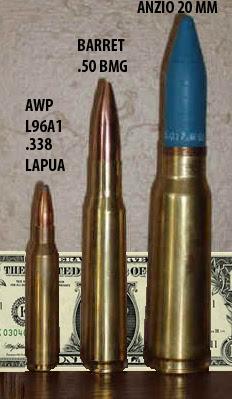 munição calibre 7,62 nato, .50 bmg e 20 mm