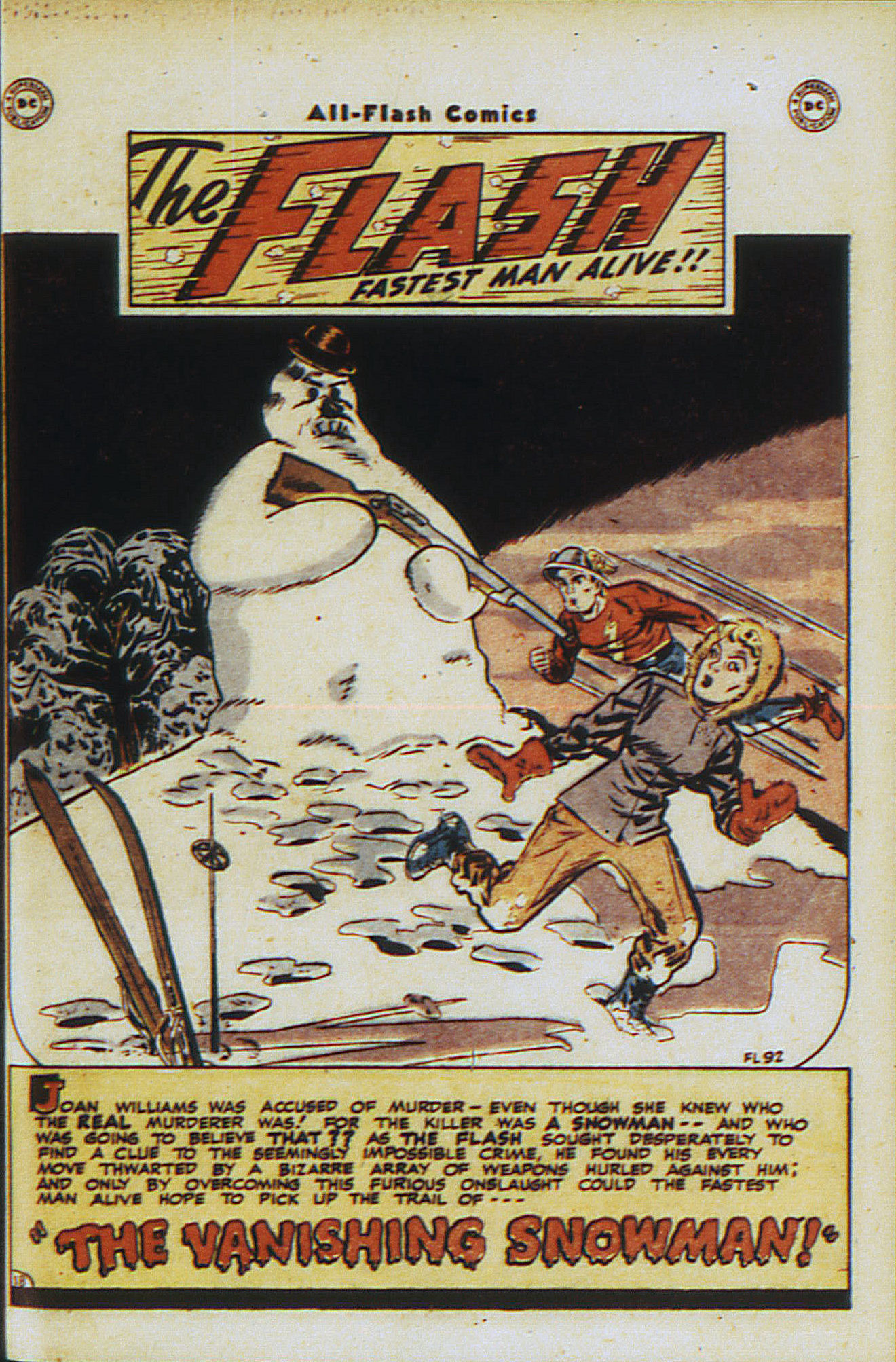 Read online All-Flash comic -  Issue #30 - 17