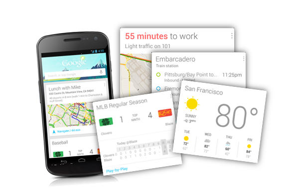 Google Now: Intelligent Computing
