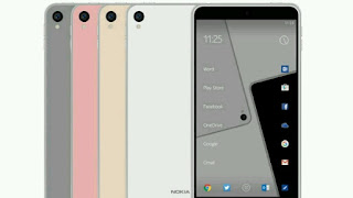 Nokia Rilis Smartphone Baru Dengan Nama Nokia D1C