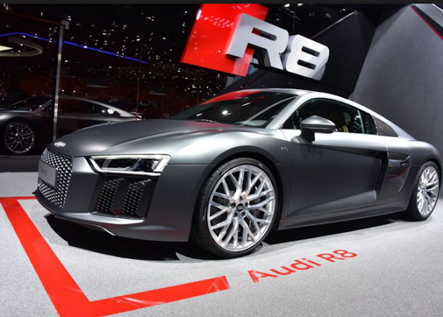 2016 Audi R8 V10 Plus Price UK