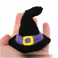 http://amigurumislandia.blogspot.com.ar/2019/05/amigurumi-sombrero-de-bruja-suenos-blanditos.html