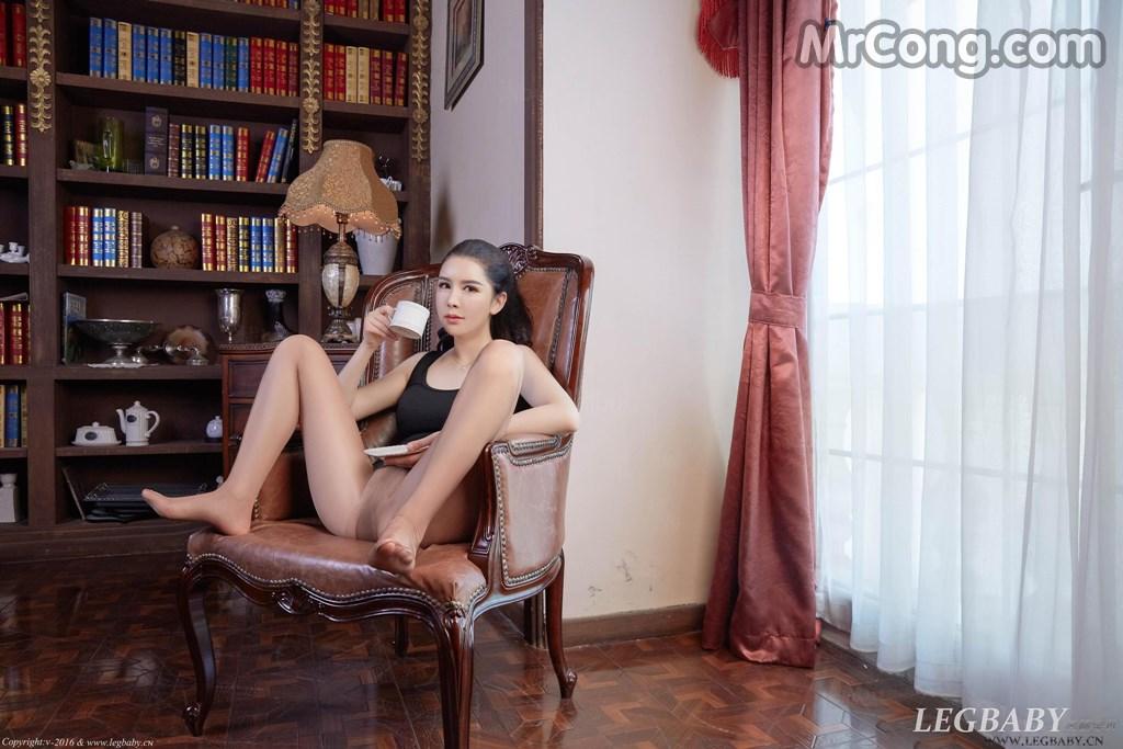 Image MrCong.com-LegBaby-Vol.021-Li-Li-Sha-008 in post LegBaby Vol.021: Người mẫu Li Li Sha (李丽莎) (80 ảnh)