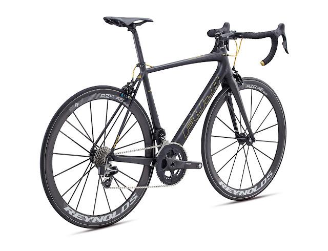FUJI SL ELITE, peso pluma para una bici pro