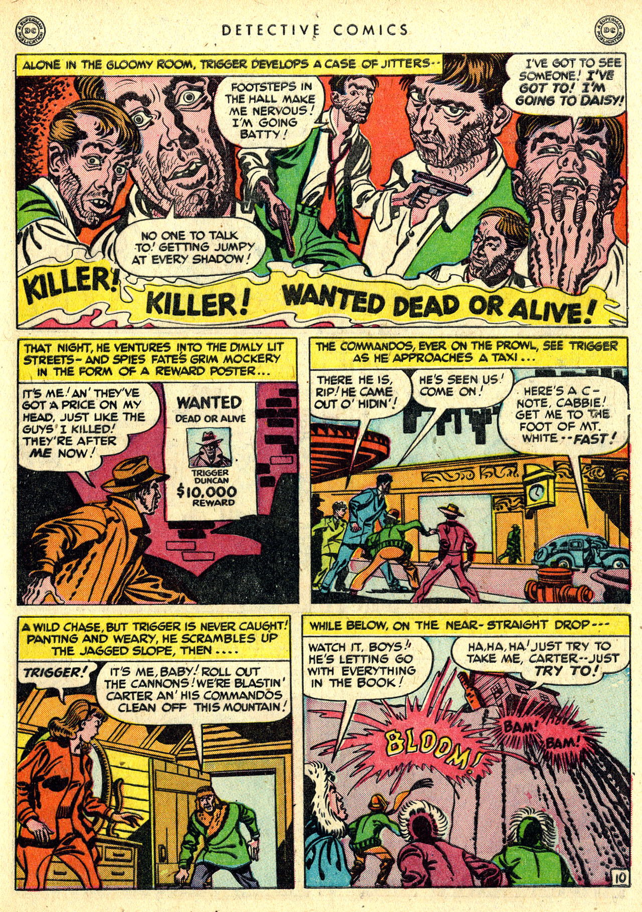 Read online Detective Comics (1937) comic -  Issue #133 - 47