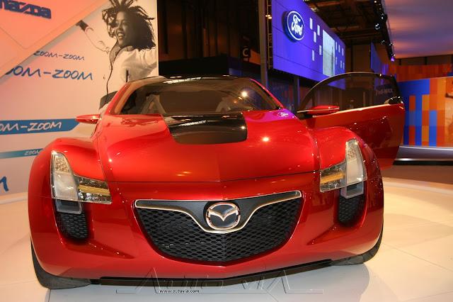 Τριρότορο, Biturbo, Με 450 Άλογα, Το Mazda RX-9 Ετοιμάζεται Να Φτύσει Φλόγες