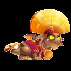 Aztec Teen Dragon