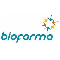 Logo PT Bio Farma (Persero)