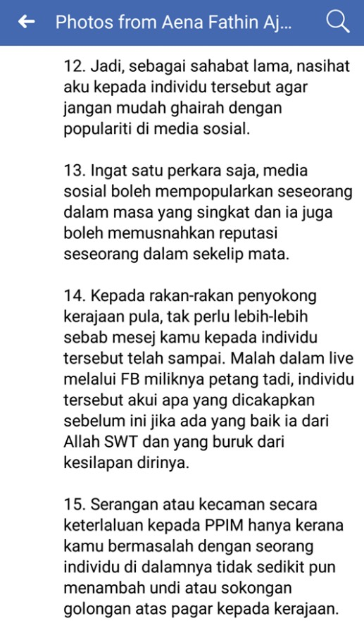 Pendedahan Wanita Ini Tentang PPIM Yusuf Azmi Undang Kemarahan Netizen