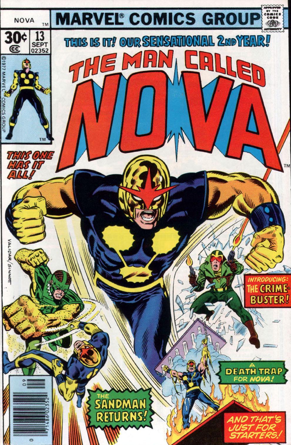 Nova (1976) 13 Page 1