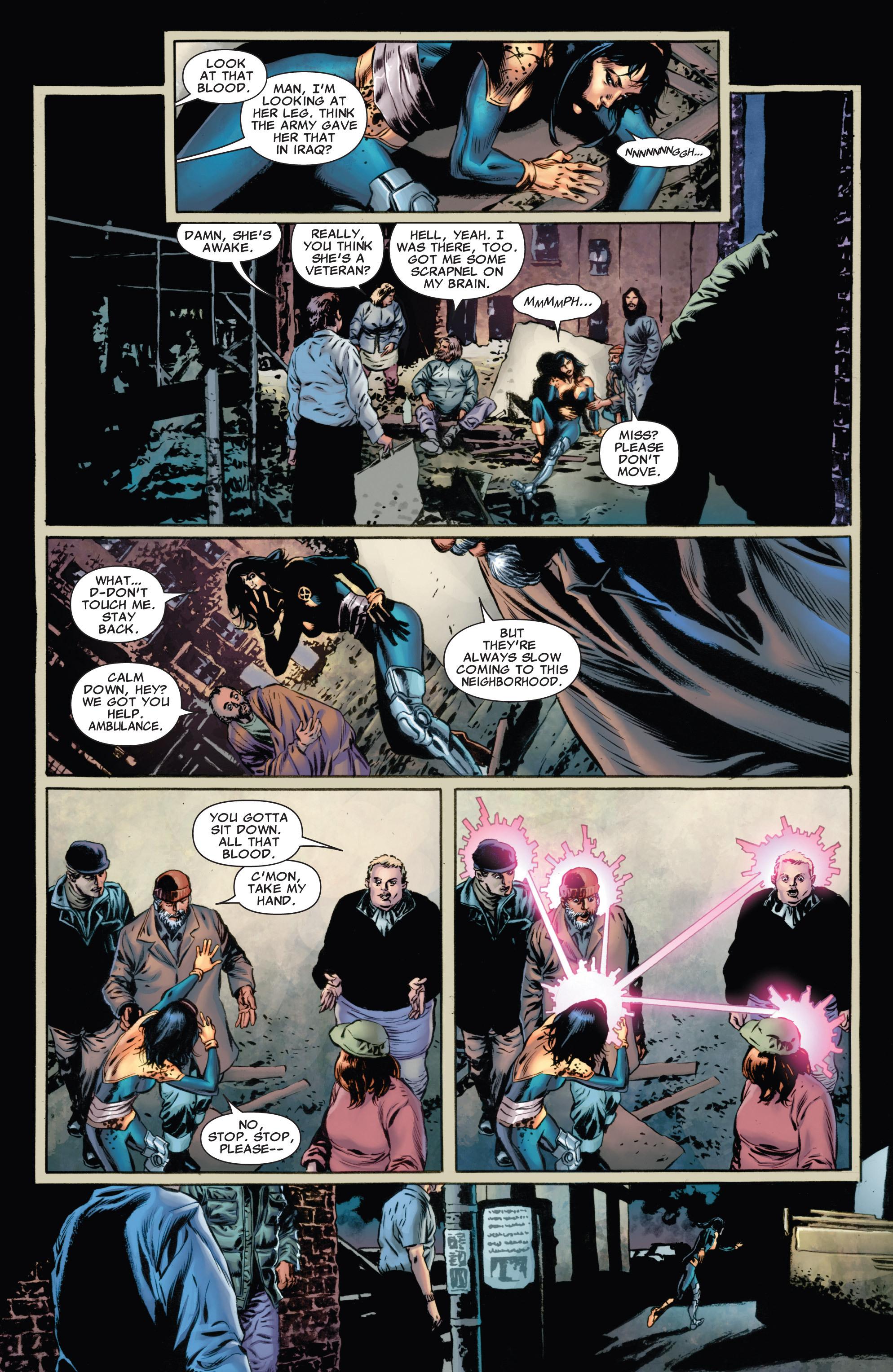 Read online Astonishing X-Men (2004) comic -  Issue #52 - 12