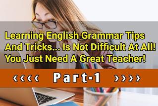 Best English grammar tips