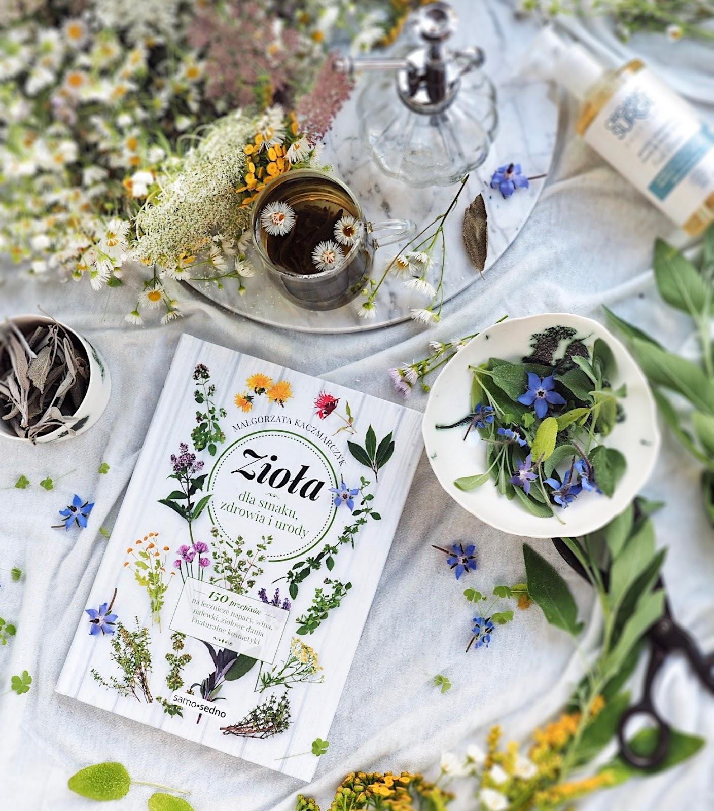 Zioła dla smaku, zdrowia i urody - recenzja książki