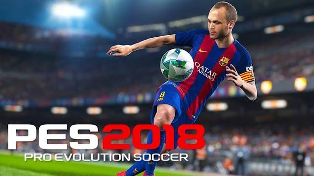Pro Evolution Soccer 2018 Full CPY