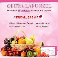 Gluta Lapunzel Japan