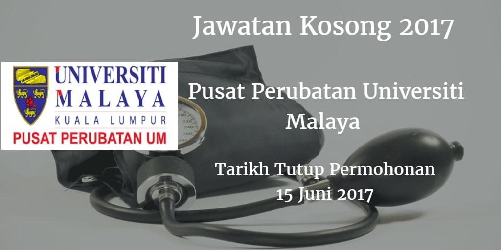 Jawatan Kosong PPUM 15 Juni 2017